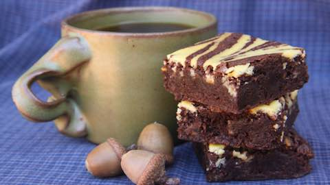 Decadent Brownies With Acorn Flour Recipe Recipe