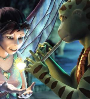 Freddie Prinze Jr. Jennifer Love Hewitt Debra Messing in the Animated Feature Movie Delgo.