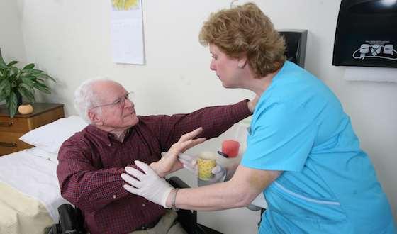 Dementia: A Cruellest Final Chapter | Aging