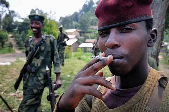 Democratic Republic of the Congo Test Case for 'New World Order'