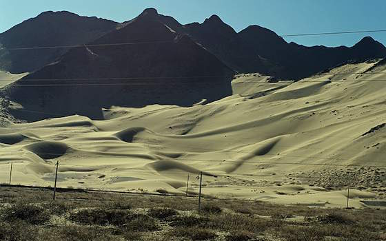Desertification: The Real North Korean Threat
