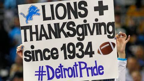 Detroit Lions: A Thanksgiving Day Tradition