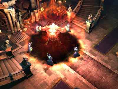 Diablo III futzes very little with its formula. And that's a good thing. Players roam overworlds and dungeons, cutting through enemies and looting their still-warm corpses