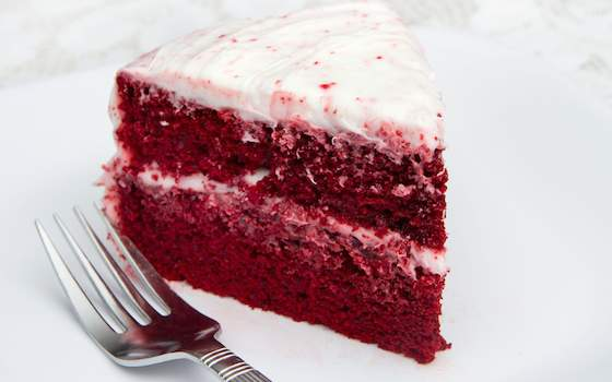 Diane's Red Velvet Cake with Cream Cheese Frosting Recipe