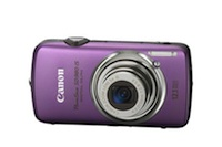 The PowerShot Digital Elphs from Canon set the standard for truly pocketable point-and-shoots that also produced quality pictures. The diminutive Elph line remains a huge seller for Canon, including more rounded models like this SD 980 IS with its optional colored cases.