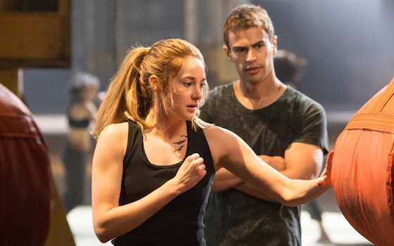 'Divergent' Movie Review
