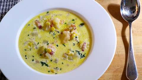 Chowder The Right Way: Any Way You Want It Recipe