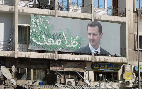 Does Syria See the U.S. as an Ally?