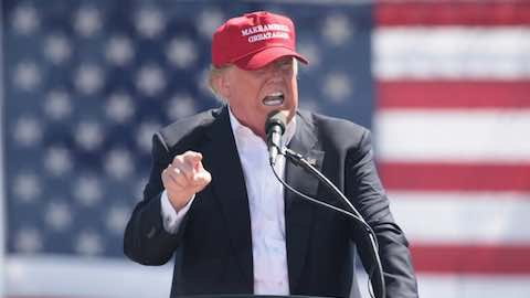 Donald Trump: Foreign Policy's Useful Idiot?