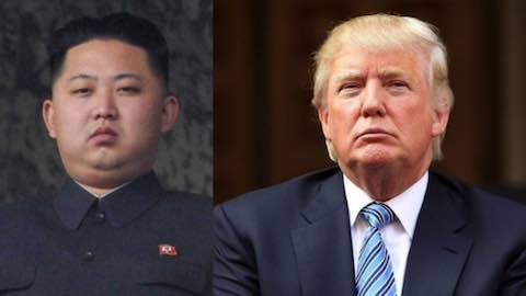 Donald Trump and Kim Jong Un: Soul Brothers?