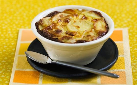 Easy Potato Gratin  Recipe