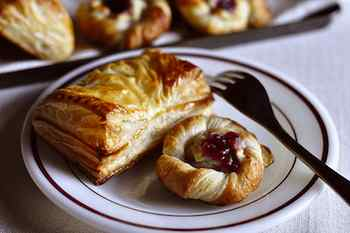 Easy and Elegant Breakfast Pastries  Recipe