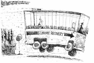 On the Road to Economic Recovery