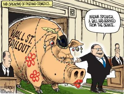 More Pigs at the Trough: What Enron and WorldCom Can Teach Us About Goldman and AIG (c) Paul Tong