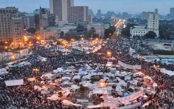 Did Nonviolence Fail in Egypt?