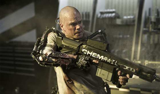'Elysium' Movie Review - Matt Damon and Jodie Foster  | Movie Reviews Site