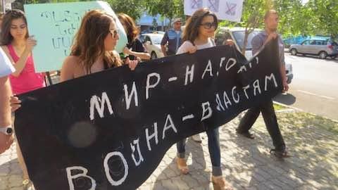 Ending Violence in Nagorno-Karabakh