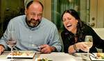 Enough Said' Movie Review - Julia Louis-Dreyfus and James Gandolfini  | Movie Reviews Site