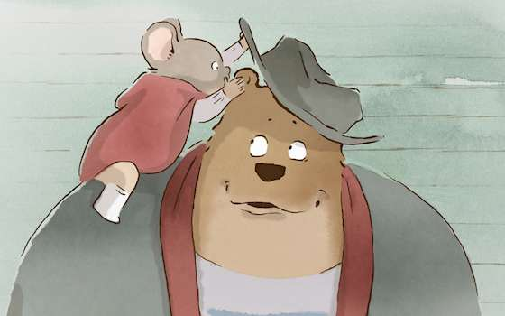 'Ernest & Celestine' Movie Review