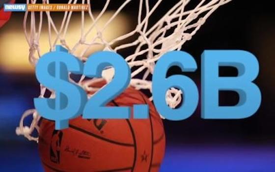 Everybody Wins in NBA's Massive $24 Billion TV Deal