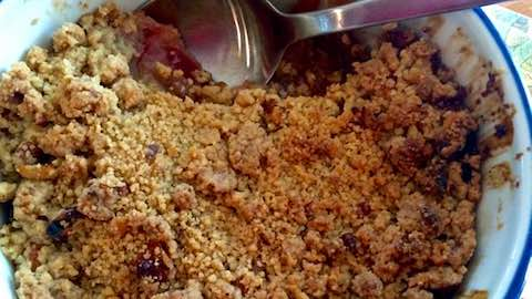 Fall For Apples' Crispy Crunch Recipe Recipe