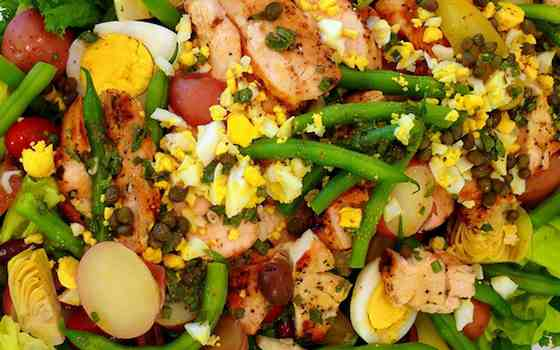 Farmers Market Nicoise Salad Recipe
