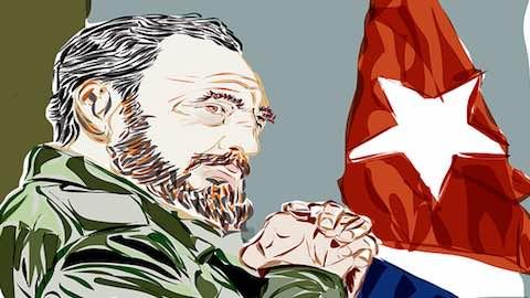 Castro: No Saint, But Was a Giant