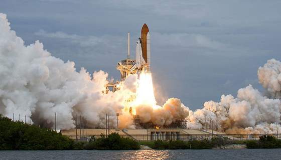 The final launch of Space Shuttle Atlantis