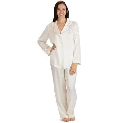 Fishers Finery Silk Pajamas