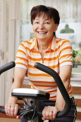 Health & Fitness - Smart Fitness for Grown-Ups: Tips for the Over-40 Exerciser