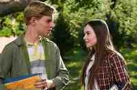 Madeline Carroll & Callan McAuliffe  in the movie Flipped