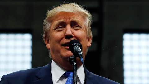 Forbes Pegs Trump's Wealth at $3.7 Billion, $800 Million Less Than Last Year
