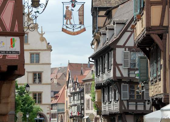 Alsace: Europe's Cultural Hybrid