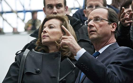 Hollande-Trierweiler Split and The Question of Marriage