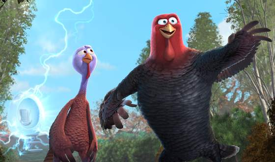 'Free Birds' Movie Review - Woody Harrelson and Owen Wilson  | Movie Reviews Site