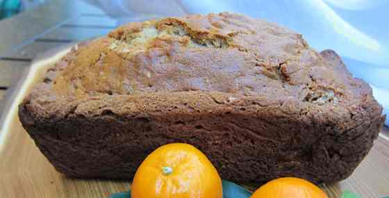 Fresh Pear Bread Recipe