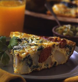 Winter Frittatas Recipe