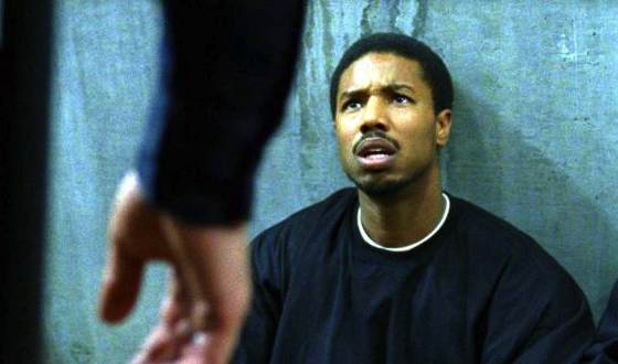 Michael B. Jordan and Octavia Spencer  in 'Fruitvale Station'