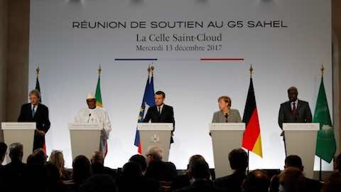 G5 Sahel: An African (and French) Solution to an African Problem