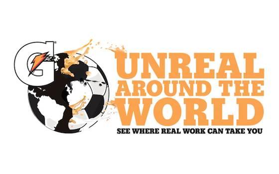 Gatorade 'Unreal Around The World' Contest | Soccer