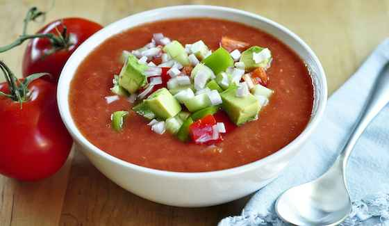 Gazpacho: What to Make When It's Too Hot to Cook Recipe