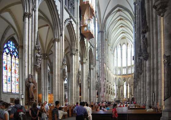 Cologne: Germany's Mix of Perfume, Chocolate and God