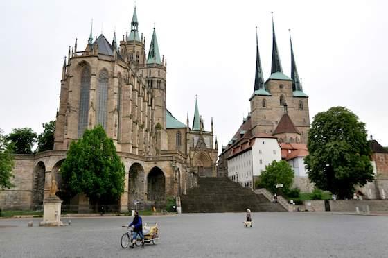 Germany's Undiscovered Erfurt