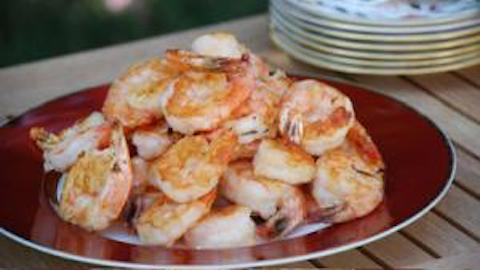 Salt and Pepper Shrimp: Sweet, Salty, Crisp -- the Perfect Shrimp Recipe  Dessert