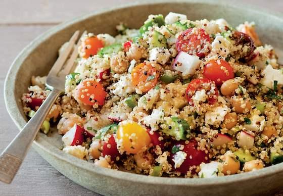 Gluten-Free Quinoa Tabbouleh Recipe