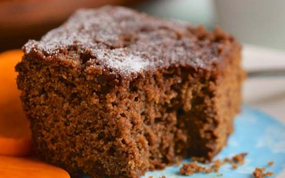 Gluten-Free Vegan Gingerbread Cake Recipe