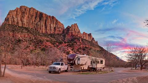 Going on Your Own RV Travel Adventure