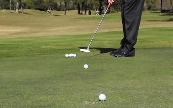 How to Drill More Putts