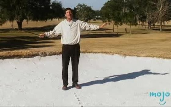 How to Hit a Golf Sand Shot