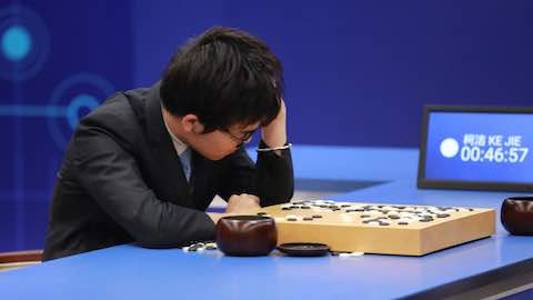 Google AlphaGo Beats Chinese Go Master